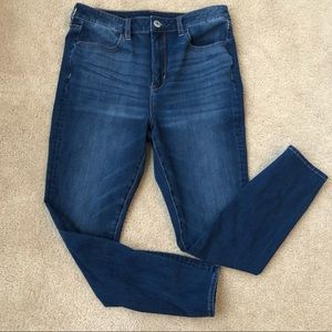 American Eagle dream jeans